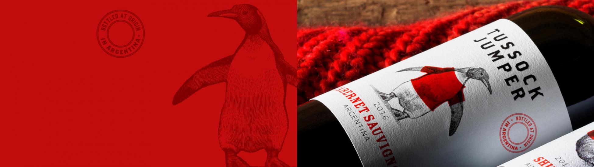 Tussock Jumper Wines - Argentina - Cabernet Sauvignon