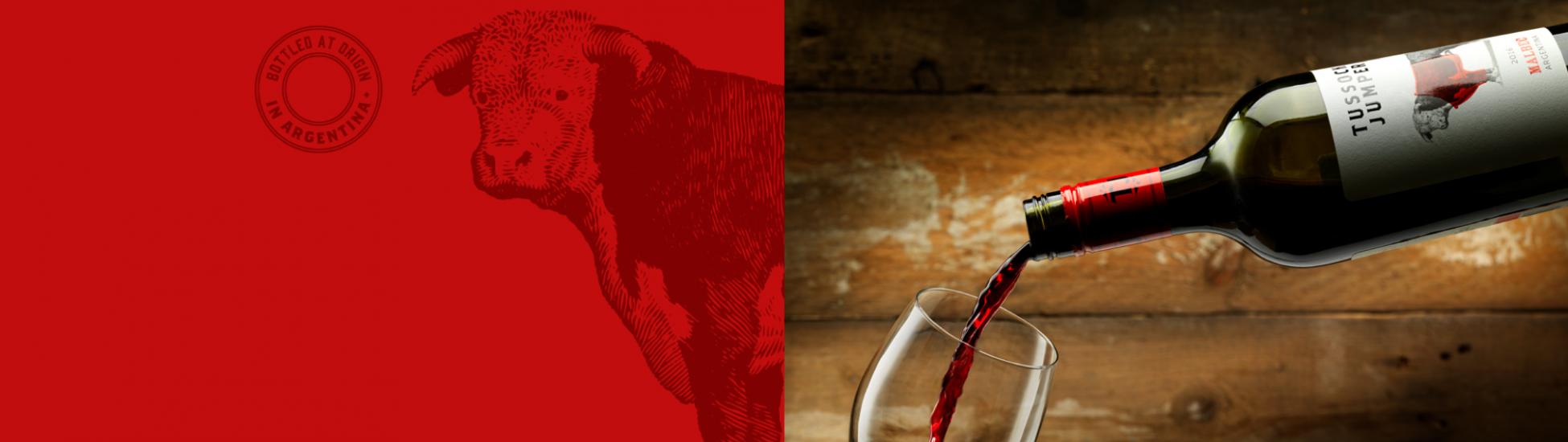 Tussock Jumper Wines - Argentina - Malbec