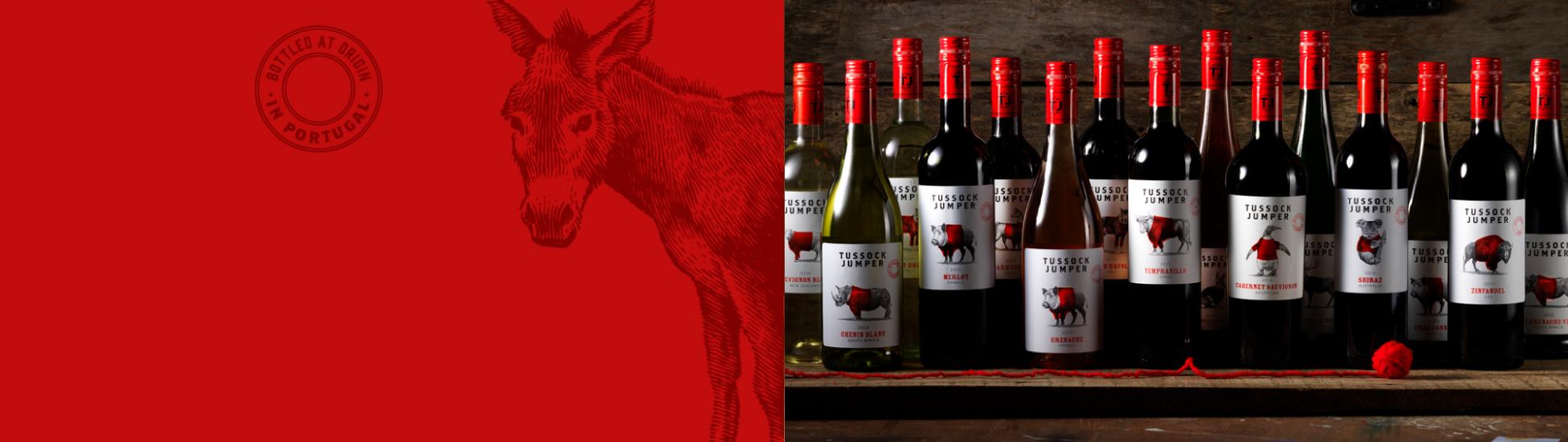 Tussock Jumper Wines - Portugal - Touriga Nacional Aragonez