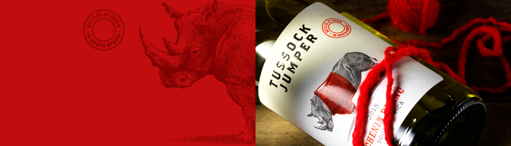 Tussock Jumper Wines - South Africa - Chenin Blanc