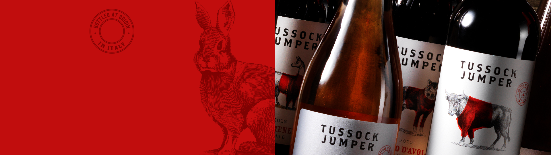 Tussock Jumper Wines - Spain - Moscato rose