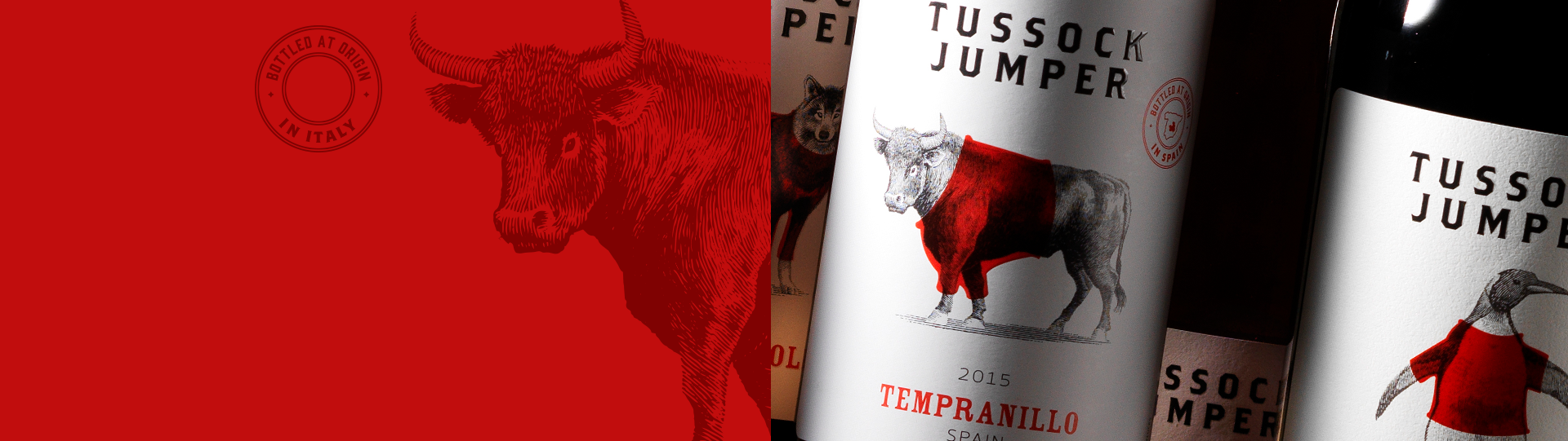 Tussock Jumper Wines - Spain - Tempranillo